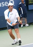 Agustin Calleri Photo - 2005 Us Open Day 3 at the Usta Tennis Center Flushing Meadows New York City 08-31-2005 Photo by John Zissel-ipol-Globe Photosinc Agustin Calleri
