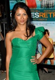 Karen David Photo - Karen David attends the Los Angeles Premiere of Couples Retreat Held at the Manns Village Theatre in Westwood California on October 5 2009 Photo by David Longendyke-Globe Photos Inc 2009 K62887dl