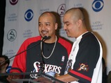 Akwid Photo - Nominations For the 5th Annual Latin Grammy Awards Announced the Mayan Los Angeles CA (071404) Photo by Milan RybaGlobe Photos Inc2004 Akwid