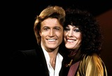 Rita Coolidge Photo - Andy Gibb and Rita Coolidge Photomca  Globe Photos Inc