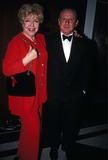 Dorothy Loudon Photo - Actors Fund of Americas Celebrity Auction  New York City 11291993 Photo Mitchell Levy Globe Photos Inc 1993 Dorothy Loudon and Lionel Larner Dorothyloudonretro