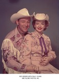 Roy Rogers Photo - Dale Evans Roy Rogers