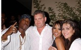 Traci Bingham Photo - Hugh Hefner 78th Birthday Party at Bliss West Hollywood CA 04092004 Photo by Miranda ShenGlobe Photos Inc 2004 Won-g John Yarbrough Traci Bingham and Naomi Mastera