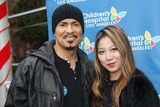 Benny Nieves Photo - 6th Annual Celebrity Blood Drive Benefiting Childrens Hospital Los Angeles Hollywood CA 12052014 Benny Nieves and Alice Aoki Clinton H WallaceipolGlobe Photos Inc