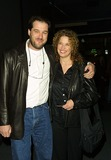 Nancy Travis Photo - Rob Fried and His Wife Nancy Travis Worldly Acts - Theater Opening Tiffany Theatre West Hollywood CA January 25 2002 Photo by Nina PrommerGlobe Photos Inc 2002