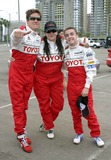 Liza Snyder Photo - Andrew Firestone Liza Snyder Frankie Muniz - 2004 Toyota Procelebrity Race - Press Day - Long Beach CA - 04062004 - Photo by Nina PrommerGlobe Photos Inc2004