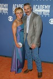 Aaron Tippin Photo - Academy of Country Music Awards at Universal Amphitheatre Los Angeles CA Aaron Tippin and Wife Photo by Fitzroy Barrett  Globe Photos Inc 5-22-2002 K25044fb (D)