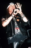 Axl Rose Photo - Axl Rose and Guns N Roses in Concert I3142em Photo by Eddie Malluk-ipol-Globe Photos Inc