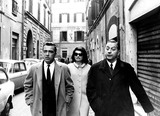 Jacqueline Kennedy Onassis Photo - Jacqueline Kennedy Onassis in Rome Supplied by Globe Photos Inc