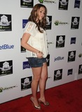 Kennedy Photo - Krisily Kennedy attending the Matt Leinart Foundations Fifth Annual Celebrity Bowl Held at the Lucky Strike Lanes in Hollywood California on 71411 Photo by D Long- Globe Photos Inc
