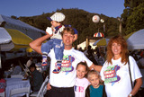 John Schneider Photo - John and Elly Schneider with Children Chasen 2 and Leah 9 and Jillian 9 Jimmy Stewart Marathon 04-10-1994 Photo by Michelson-Globe Photos