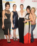 Angela Sarafyan Photo - Lake Bell Michelle Borth Angela Sarafyan Lindsay Sloane Lin Shaye attending the Special Los Angeles Screening of a Good Old Fashioned Orgy Held at the Arclight Theater in Hollywood California on 82511 Photo by D Long- Globe Photos Inc