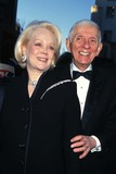 Aaron Spelling Photo - 1st Annual Tv Guild Awards Los Angeles CA 02-01-1999 Aaron Spelling and Wife Candy Spelling Photo by Tammie Arroyo-ipol-Globe Photos Inc