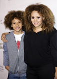 Armani Jackson Photo - Armani Jackson and Talia Jackson arrive at the 25th LA Music Awards