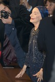 Alicia Alonso Photo - SEVILLE SPAIN November 2 Cuban ballerina and choreographer Alicia Alonso receives applause at the premiere of Giselle and Coppelia represented by the National Ballet of Cuba in the theater of La Maestranza in Seville Spain